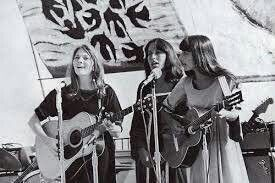 Judy Collins, Joan Beaz and Mimi Farina