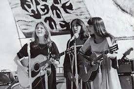 Judy Collins, Joan Beaz and Mimi Farina