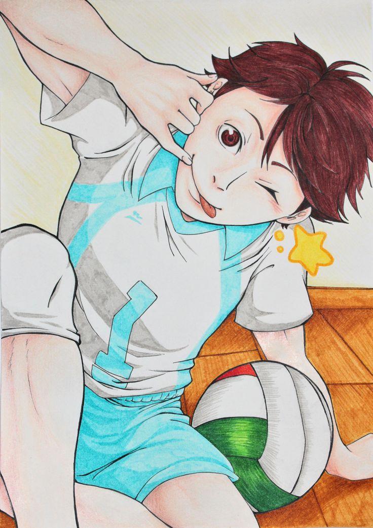 My Art // Oikawa Tooru - Haikyuu!!