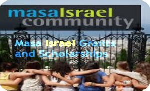 Masa Israel Grants and Scholarships for International Students in Israel, and must be submitted no later than 60 days before the program's official start date( June 30, 2014). - See more at: http://www.scholarshipsbar.com/masa-israel-grants-and-scholarships.html#sthash.4cRDJNbp.dpuf