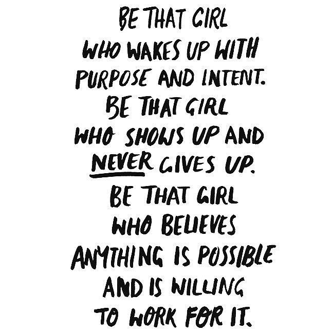 First Work Day Quotes: 25+ Best Smart Girl Quotes On Pinterest