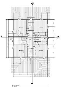 4 br up 2nd Floor Plan