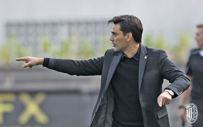Sino-Eropa Sports: Montella Tetap Latih AC Milan