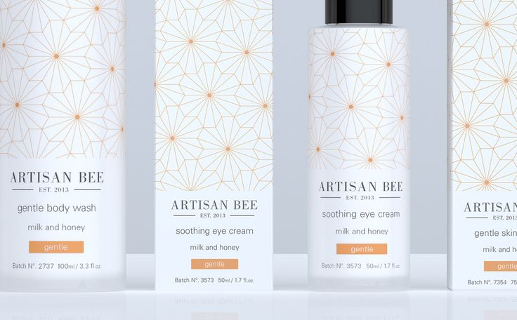 Artisan Bee — The Dieline
