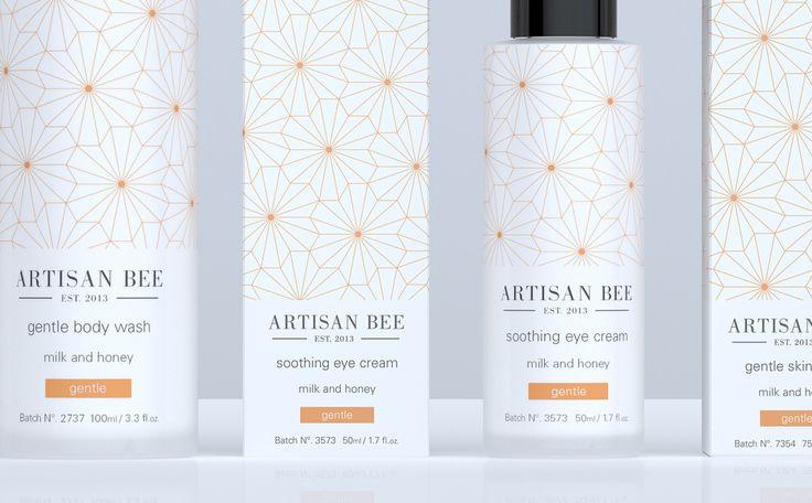 Artisan Bee — The Dieline