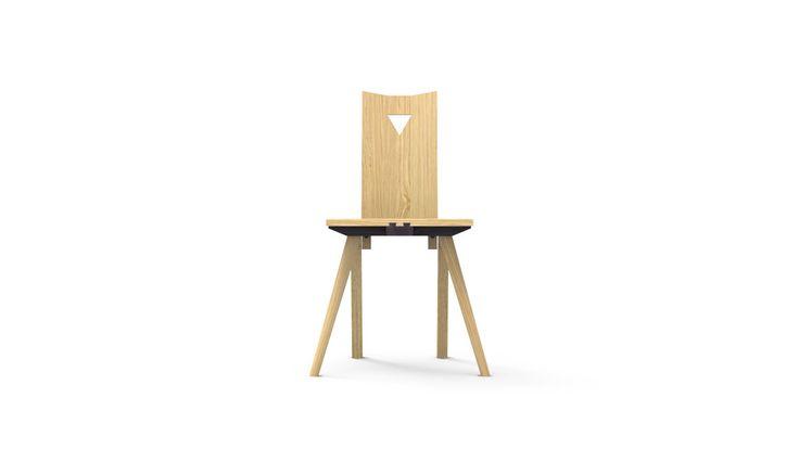 220 vogesen chaise alsacienne contemporaine meubles pinterest recherche et design. Black Bedroom Furniture Sets. Home Design Ideas