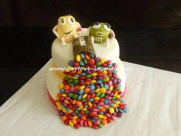 Cukrářství Michaela | dorty | narozeninové marcipánové