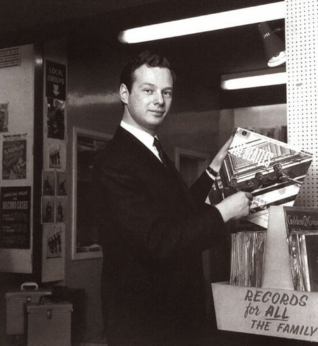 beatlegreetings:  The 5th Beatles Brian Epstein (by rising70)