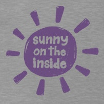 Sunny On The Inside #Lifeisgood #ThinkSpring