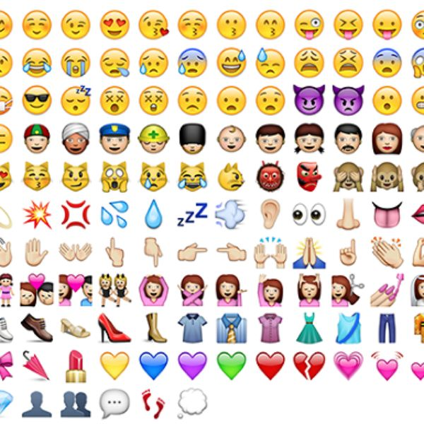 Emojli, la primera red social de emoticonos por texto