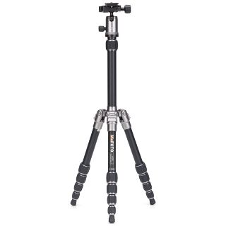 MeFOTO BackPacker Travel Tripod Kit, Titanium #photography #photographyproducts #holidayideas #giftguide #holidaygiftguide #giftsunder200