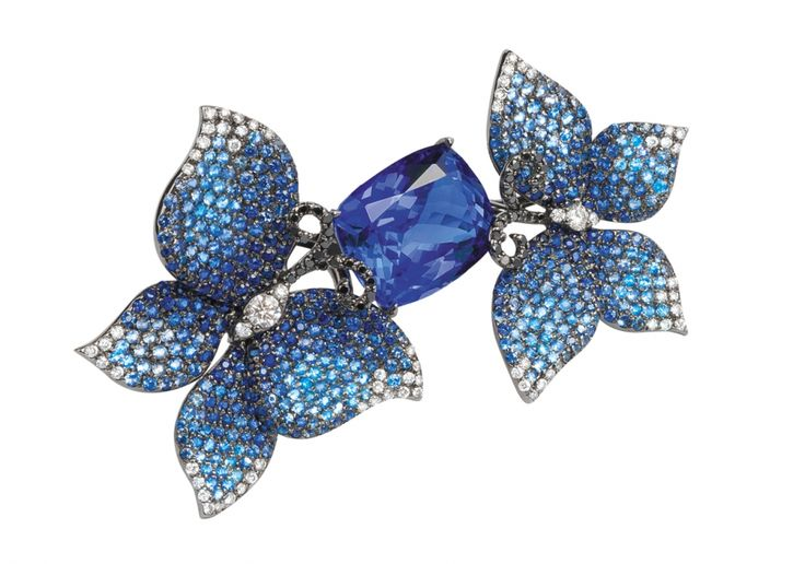 Кольцо Van der Bauwede, коллекция Butterfly Lovers