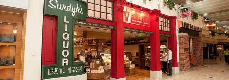 Surdyk's Flights - Wine Market & Bar - Welcome To Surdyk's Flights  The best airport restaurant/bar!!