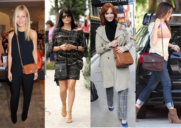 The 'Coach Classics' Bags Are Back — And Trending With The Celebrity Set