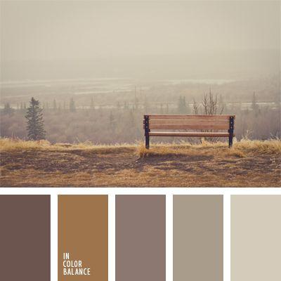 beige, color marrón grisáceo, colores de la puesta del sol, colores de otoño…