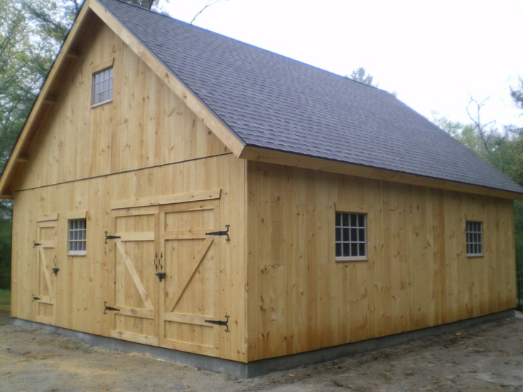 Garage shop barn style with living space sale in for 30x40 shop with loft