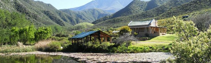 Buitenstekloof Mountain Cottages in Robertson, Western Cape