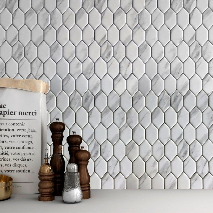 Grey Glass Mosaic Tiles Glass Mosaic Bathroom Tiles In 2020 Mosaic Glass Glass Mosaic Tiles Hexagon Mosaic Tile