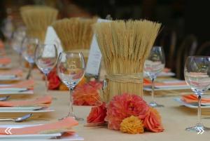 decoração para mesa