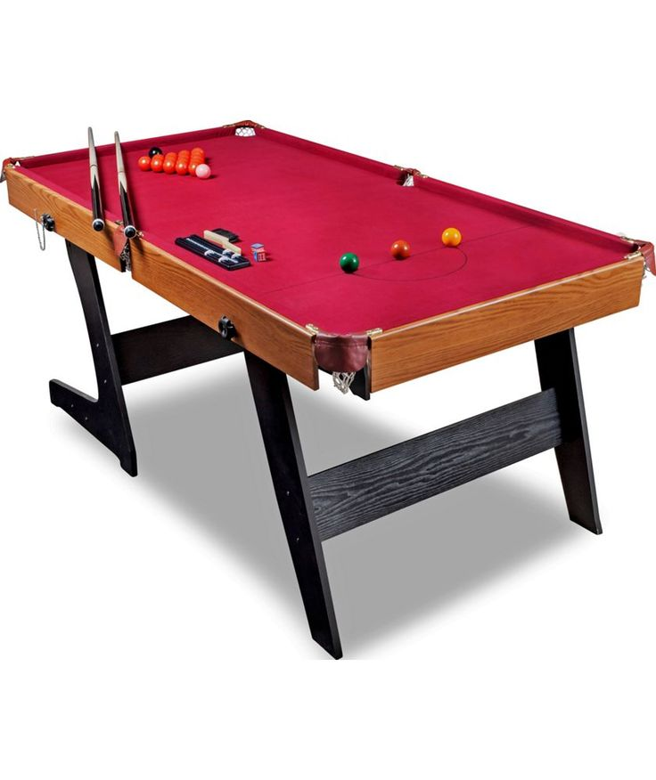 how to make a snooker table at home