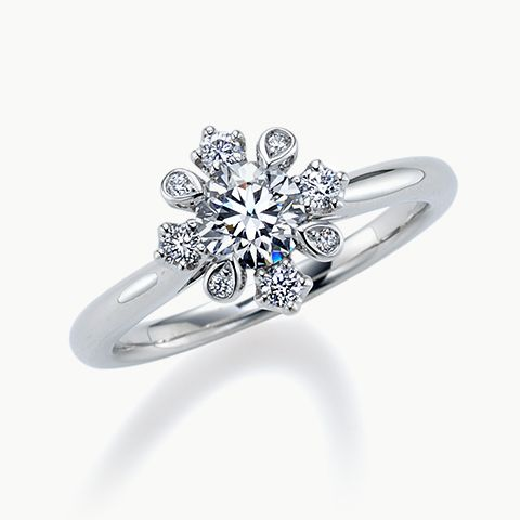 BEAU CHATEAU(ビュー シャトー)/エクセルコ ダイヤモンド|「Ring Link Ring」で婚約指輪・結婚指輪を探す!