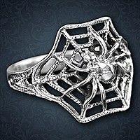 Weiss Ring Cobweb