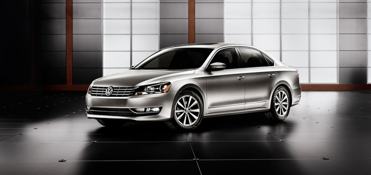 2012 VW Passat TDI - sense and sensibility.  I have a birthday coming up!