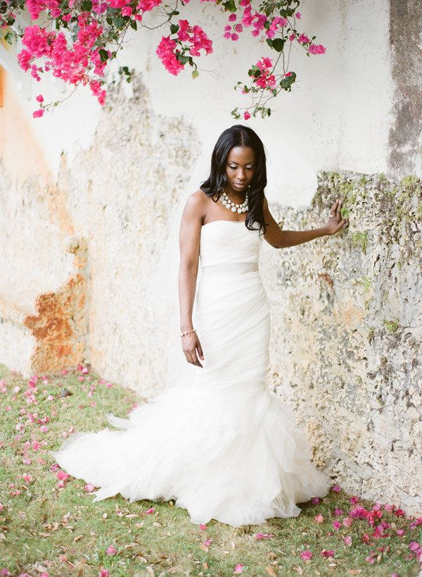 Miami wedding at coral gables country club by kt merry for Coral gables wedding dresses