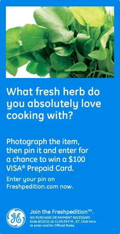 Freshpedition.com now! I HAVE TRIED TO UPLOAD MY OWN PICTURE OF MY SPICY BASIL AND IT KEEPS TELLING ME IMAGE NOT ACCEPTABLE. BUT I LOVE MY OWN SPICY BASIL THAT I GROW. #GEFRESHFL