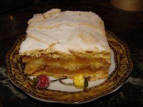 Bucataria Irinei...: Placinta de mere cu aluat fraged