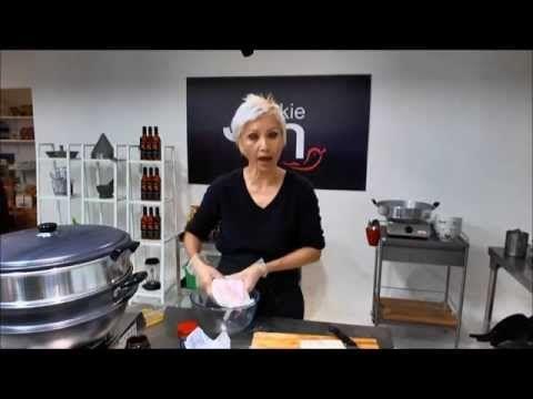 Jackie M Ramadhan Bazaar 6 - Chee Cheong Fun (Rice Noodle Rolls)