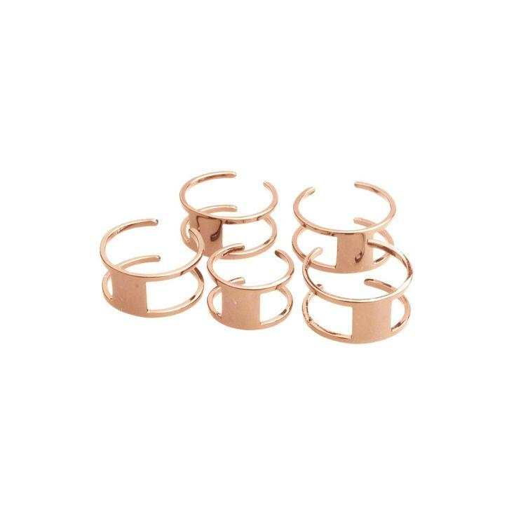 Beseev - Anelli 5 my ring - Luxury fashion - shop