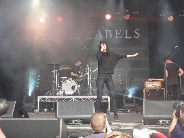 The Jezabels - Live at Falls 2011/12