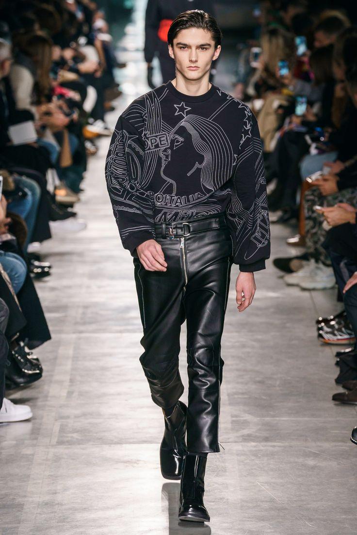 MSGM Fall 2019 Menswear Fashion Show