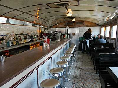 """Diner-Williamsburg    Perpetually refreshing menu, using only the best ingredients.  On my top 10 """"final meals"""" list!"""