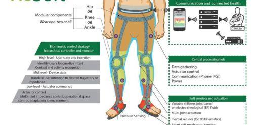 Primer exoesqueleto infantil para atrofia muscular espinal -...