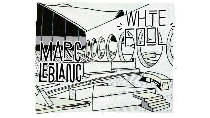 Color Fools / White Fools / Marc Leblanc