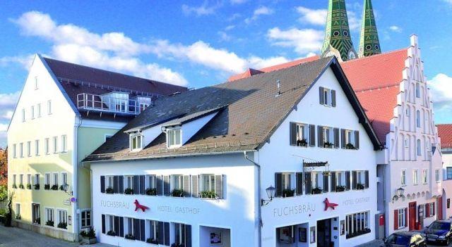 Fuchsbräu - 4 Sterne #Hotel - CHF 87 - #Hotels #Deutschland #Beilngries http://www.justigo.ch/hotels/germany/beilngries/fuchsbrau_205561.html