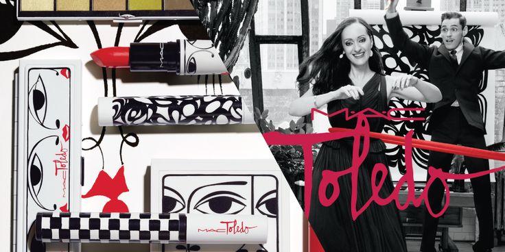 MAC Cosmetics   Isabel and Ruben Toledo Collection