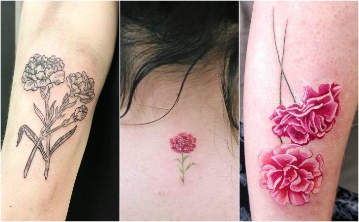 12 Disenos De Tatuajes Con Flores Cada Una Define Tu Esencia Segun Tu Mes De Nacimiento Flor De Nacimiento Tatuajes De Flor De Nacimientos Tatuajes