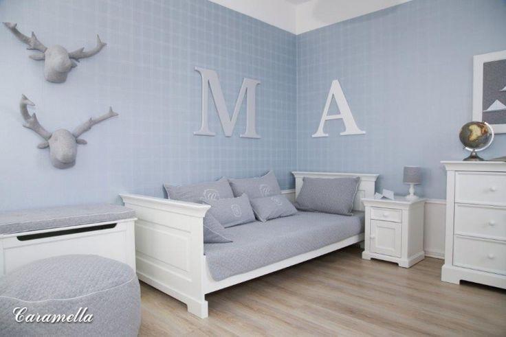 Stylowe łóżko z Linii Francuskiej Caramella.pl Wymiar zewnętrzny łóżka to 208 cm x 100 cm x 75 cm (wysokość)