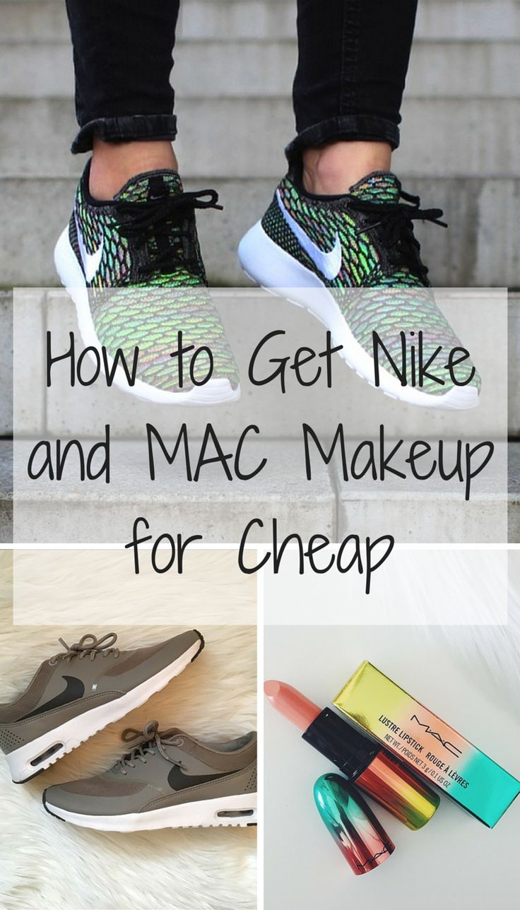 Get your muscles and mascara on! Shop Poshmark for top fitness brands, like Nike, Adidas, and Lululemon, and beauty brands, like MAC, Benefit, and Make Up For Ever, for up to 70% off. Click or tap the image to install the free app today!