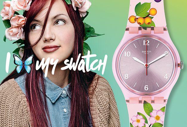 Disfruta del verano con Swatch, con relojes informales, divertidos y originales. Elige tu modelo favorito en http://www.todo-relojes.com/marca.asp?marca=78 #relojesSwatch #relojesoriginales #relojescolores #todorelojes