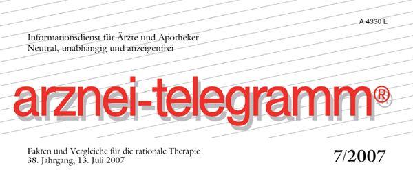 ZUR FSME-IMPFUNG - arznei telegramm