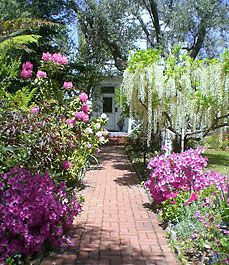 Victorian Garden Inn  Sonoma Valley Bed U0026 Breakfast