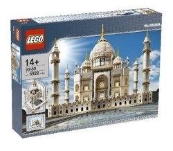 Lego Taj Mahal!!  http://www.squidoo.com/buy-lego-taj-mahal