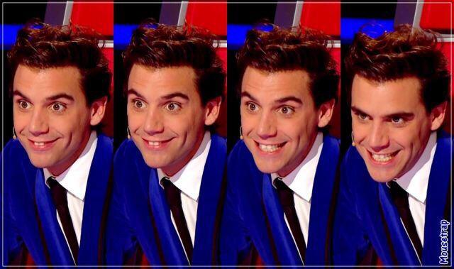 Mika The Voice