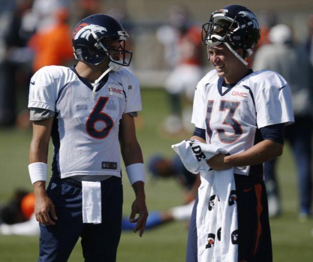 Denver Broncos Depth Chart: Best 25+ Mark Sanchez Ideas On Pinterest