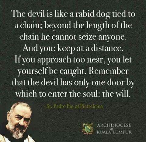 ~St. Padre Pio of Pietrelcina                                                                                                                                                                                 More
