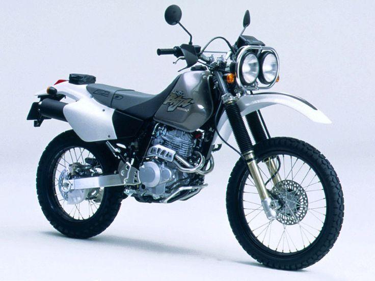 honda xr 250 baja Honda
